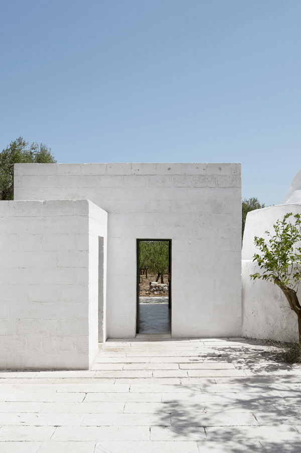 Trullo renovation
