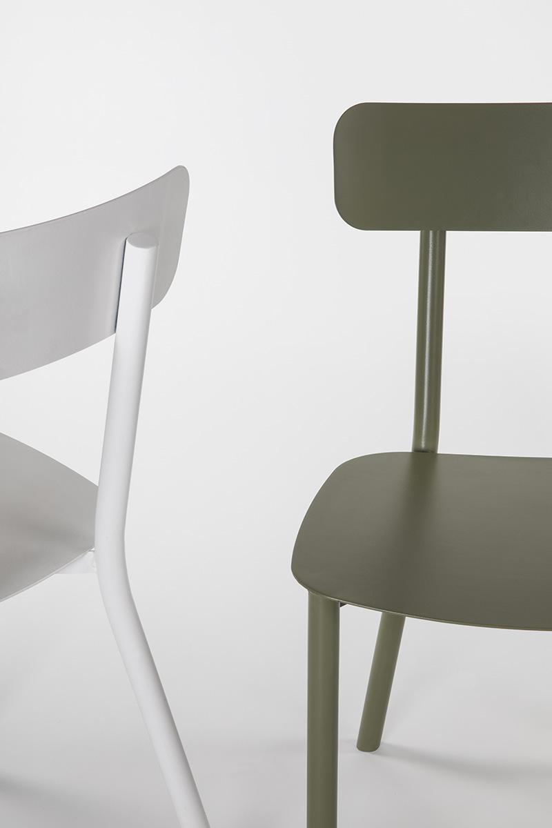 light outdoor chair