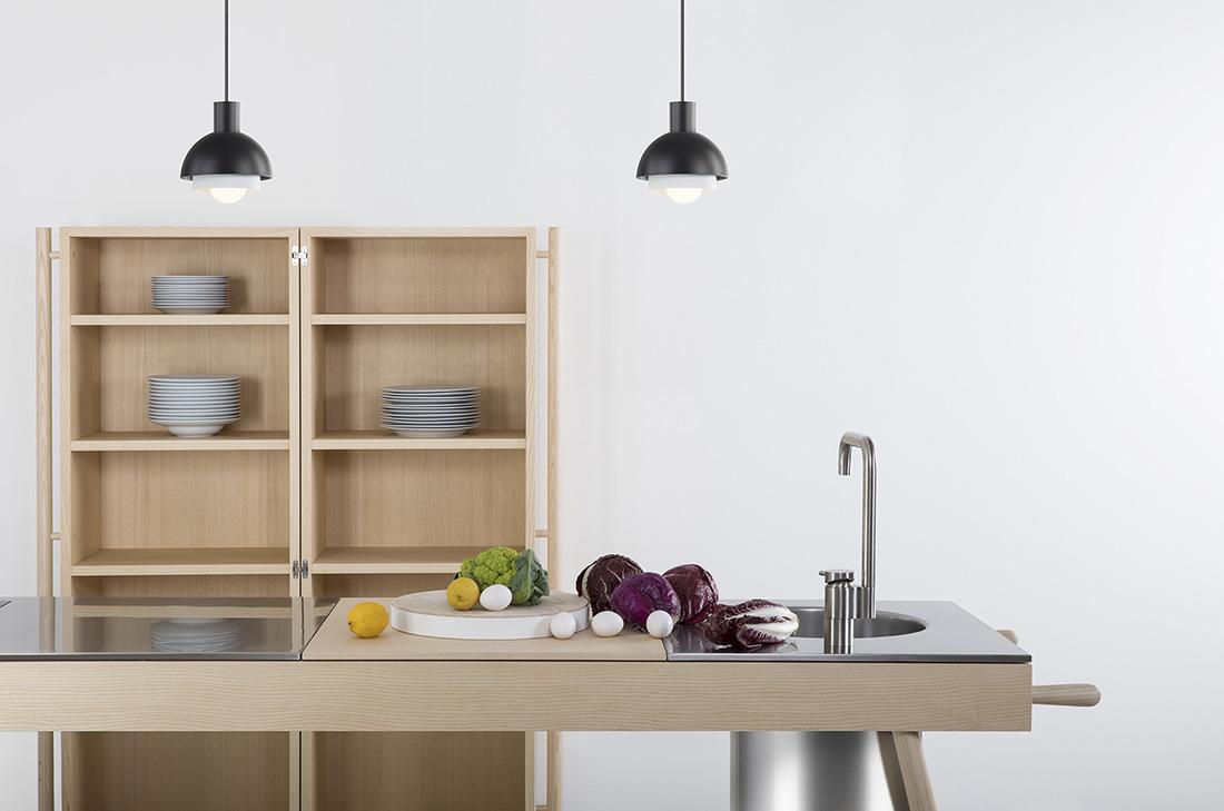 mobile kitchen cabinet